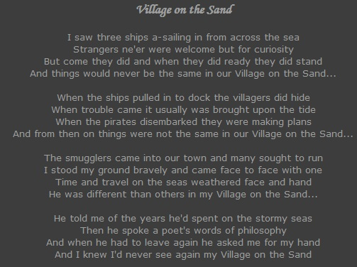 Village on the Sand